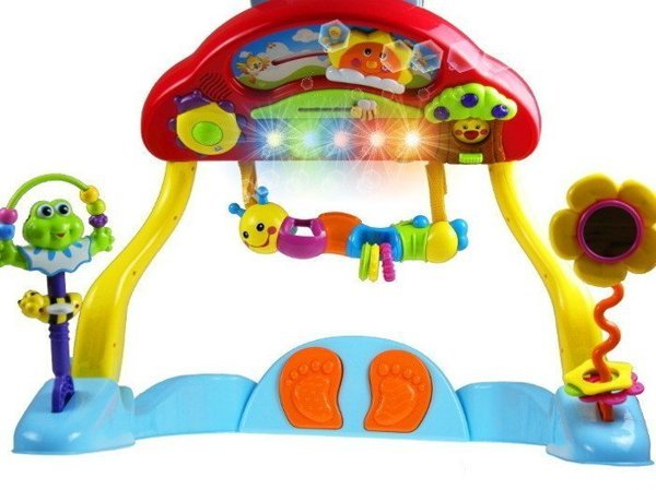musikalisches baby spielcenter musik licht spielzeug f r babys. Black Bedroom Furniture Sets. Home Design Ideas