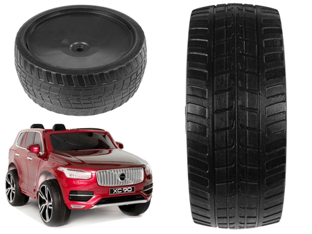 Plastic Wheel for Volvo XC90