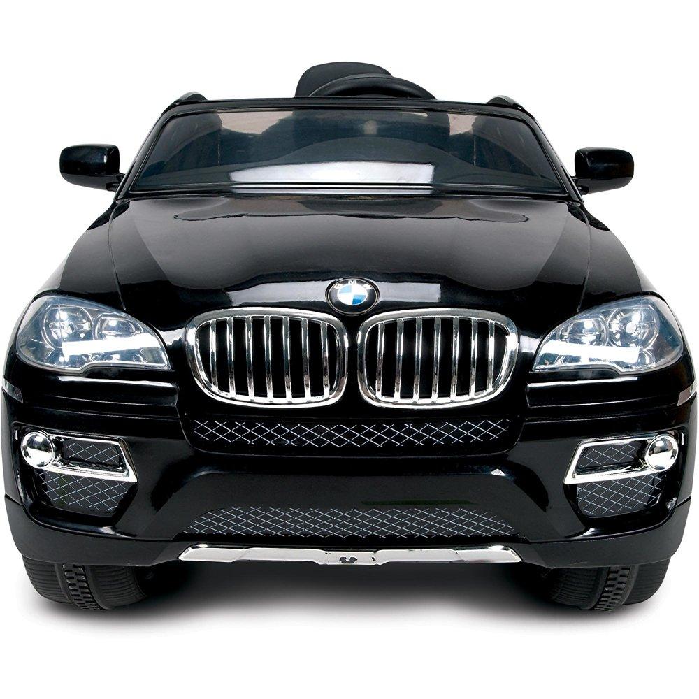 Bmw X6 Black Electric Ride On Car Electric Ride On
