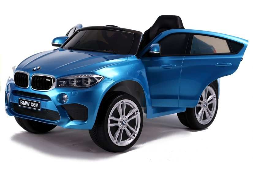 Bmw X6 Blue Painting Electric Ride On Electric Ride On