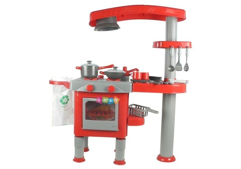 ... Kids Childrens Kitchen Set With Accessories ...