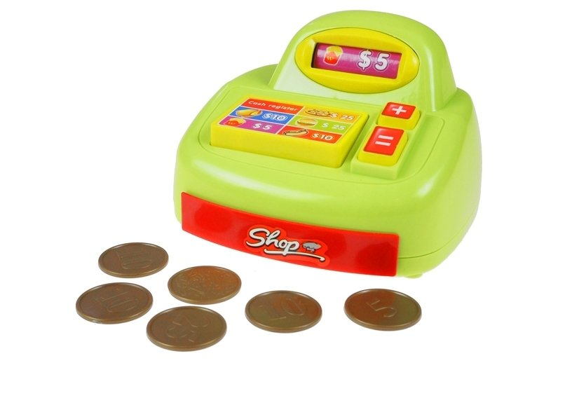 Fast Food Cash Register Games
