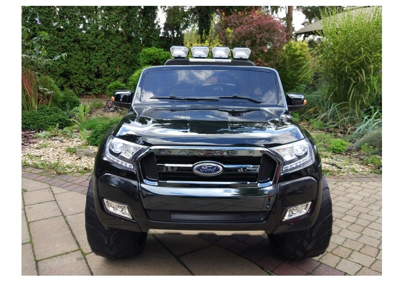 new ford ranger black painting 4x4 electric ride on car electric ride on vehicles cars. Black Bedroom Furniture Sets. Home Design Ideas