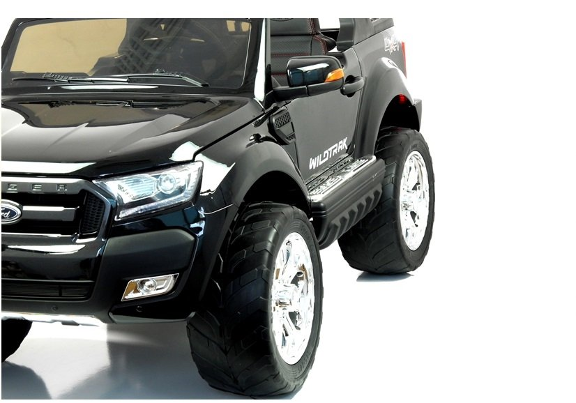 new ford ranger black painting 4x4 electric ride on car lcd display electric ride on. Black Bedroom Furniture Sets. Home Design Ideas