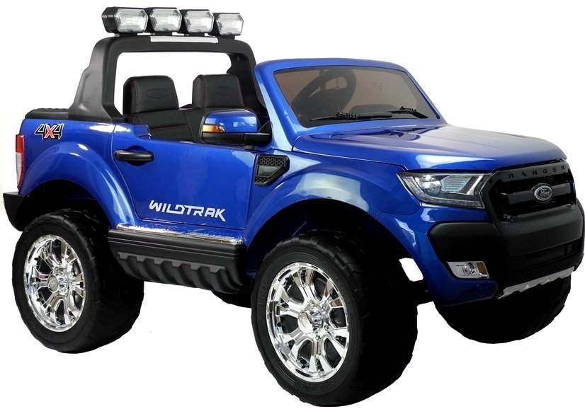 new ford ranger blue painting 4x4 electric ride on car electric ride on vehicles cars. Black Bedroom Furniture Sets. Home Design Ideas