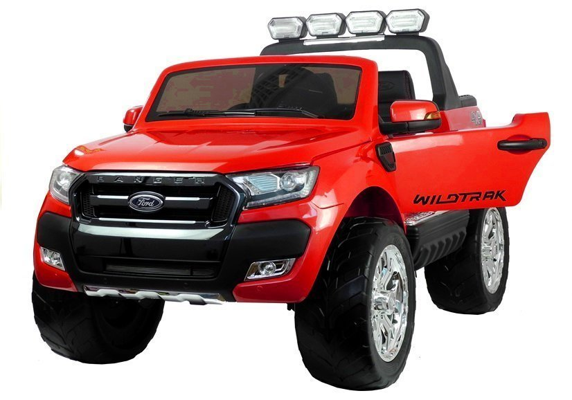 new ford ranger red 4x4 electric ride on car electric ride on vehicles cars. Black Bedroom Furniture Sets. Home Design Ideas