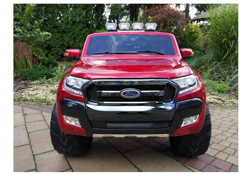 new ford ranger red painting 4x4 electric ride on car electric ride on vehicles cars. Black Bedroom Furniture Sets. Home Design Ideas