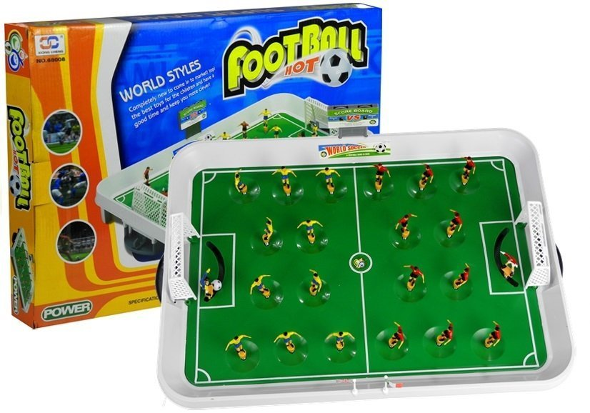 Football Players Toys For Toddlers : Portable football set field game table toys