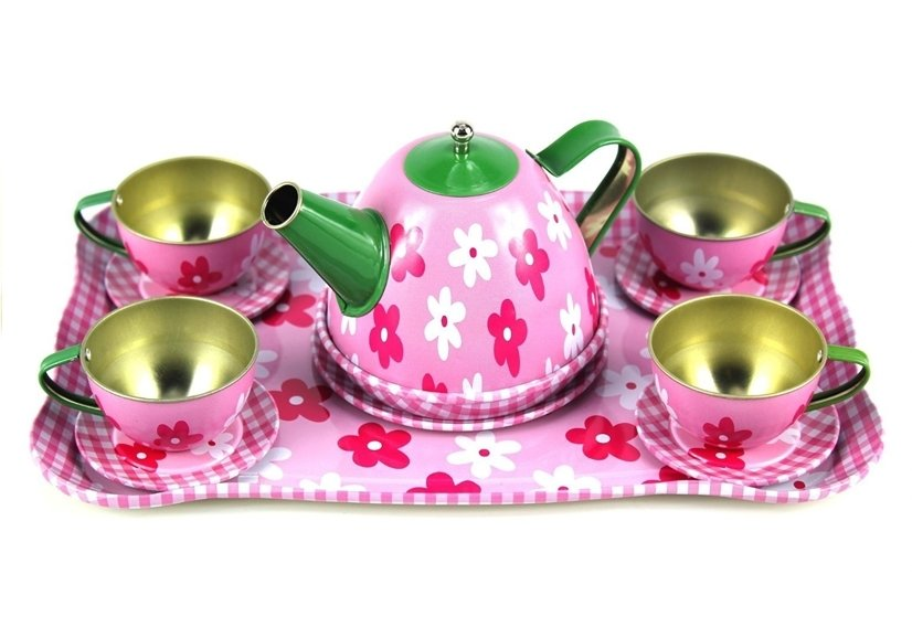 ... Tea Set for Children - Dessert Plates Kettle \u0026 Other Accessories ...  sc 1 th 188 & Tea Set for Children - Dessert Plates Kettle \u0026 Other Accessories ...
