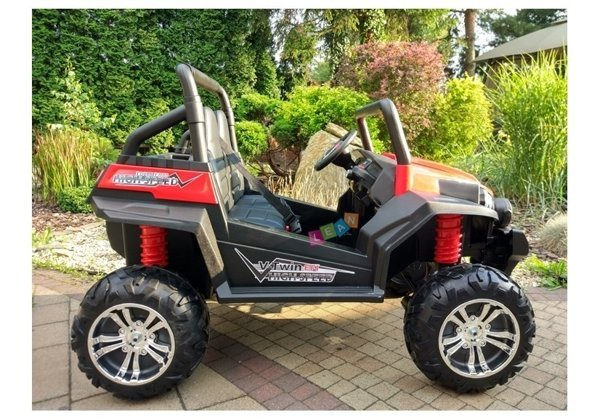 4x4 Buggy Red - Electric Ride On Car