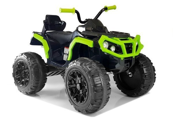 Quad BMD0906 Black - Electric Ride On Vehicle 2,4G