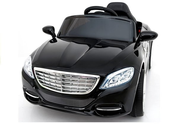 S2188 Black - Electric Ride On Car