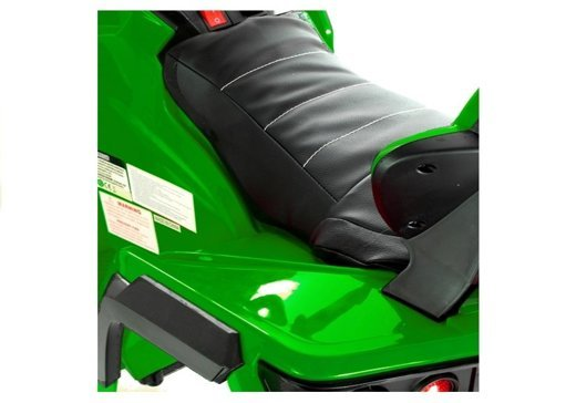 Quad BMD0906 Green - Electric Ride On Vehicle 2,4G