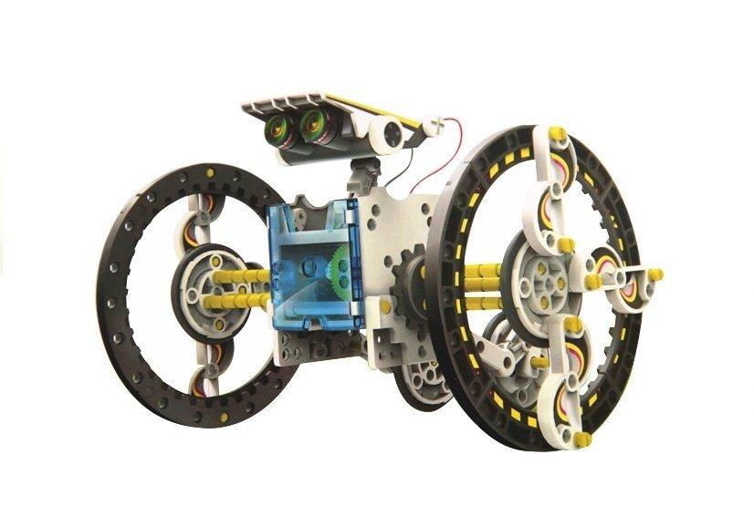 14 in 1 solar bausatz kit roboter auto hund energie spielzeug f r kinder spielzeug basteln. Black Bedroom Furniture Sets. Home Design Ideas