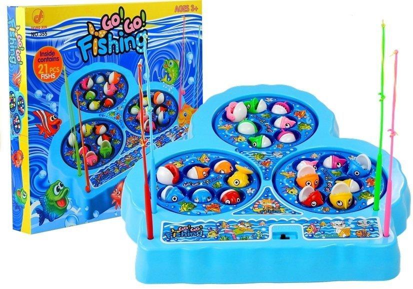 Spiel Fische Angeln