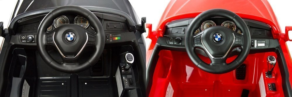 bmw 4 rot kinderfahrzeug elektroauto mit fernbedienung 2. Black Bedroom Furniture Sets. Home Design Ideas