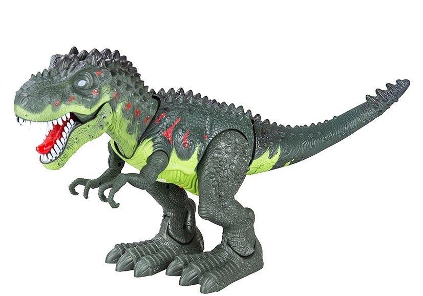 Dinosaurier figur sound und lichteffekte dino bewegt sich