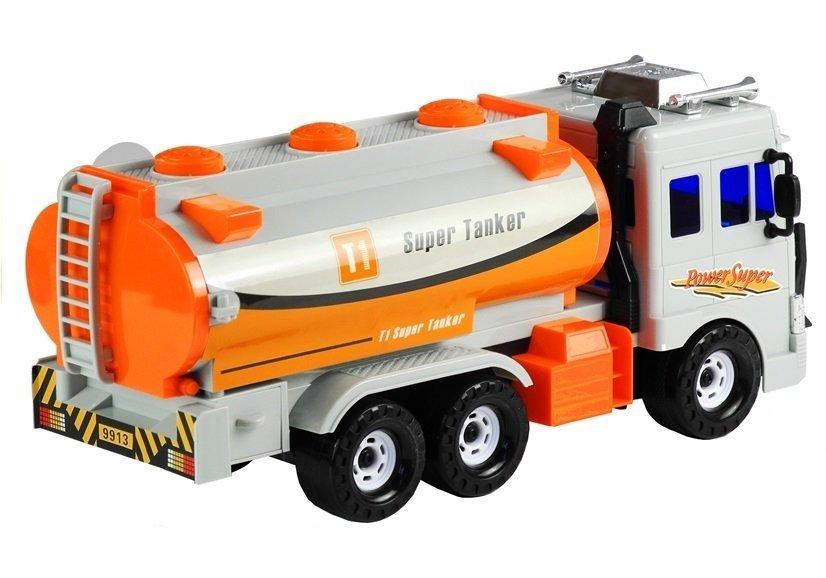 gro er tankwagen bewegliche elemente auto spielzeug f r kinder 3 auto spielzeug autos. Black Bedroom Furniture Sets. Home Design Ideas