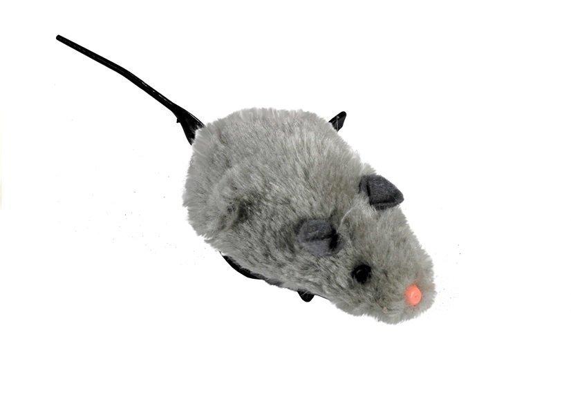 Maus spielzeug für kinder grau