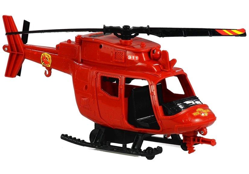 Feuerwehr set feuerwehrauto hubschrauber spielzeug