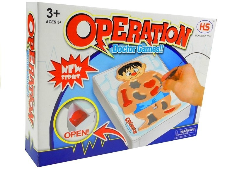 Operation Spiele