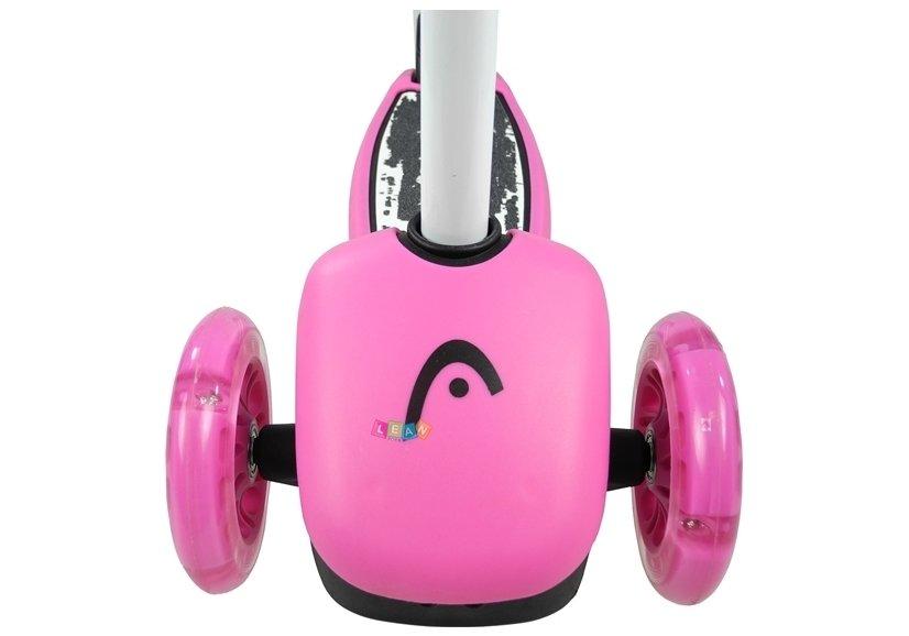 kinderroller dreir der leuchtende r der rosa h6mk13l. Black Bedroom Furniture Sets. Home Design Ideas
