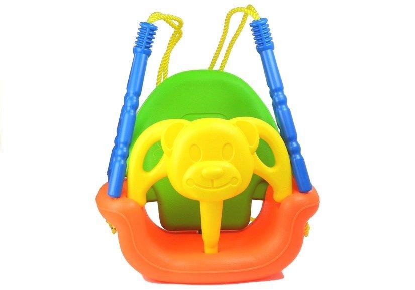 kinderschaukel brettschaukel gartenschaukel kleinkinderschaukel f r kinder spielzeug f r. Black Bedroom Furniture Sets. Home Design Ideas