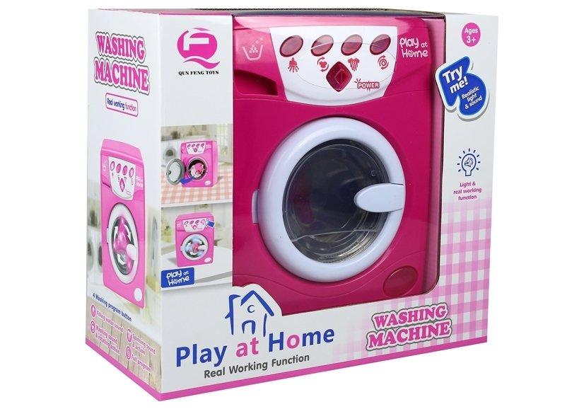 kinderwaschmaschine waschmaschine f r kinder spielzeug. Black Bedroom Furniture Sets. Home Design Ideas