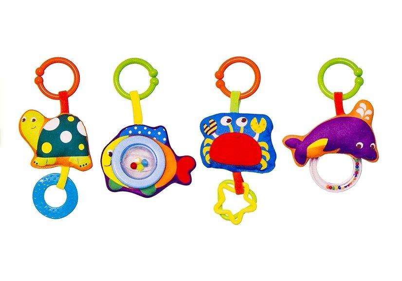 krabbeldecke mit spielbogen ozean wassertiere reizende farben spielzeug f r babys. Black Bedroom Furniture Sets. Home Design Ideas