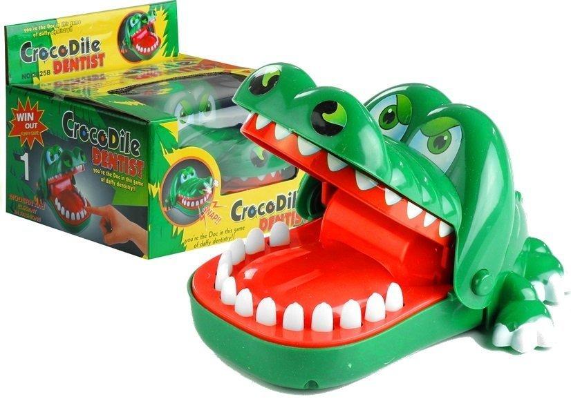 Krokodil Spiele