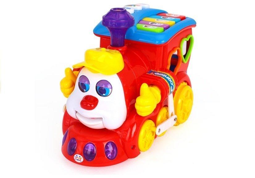 Lokomotive mit licht sound englisch batterien spielzeug