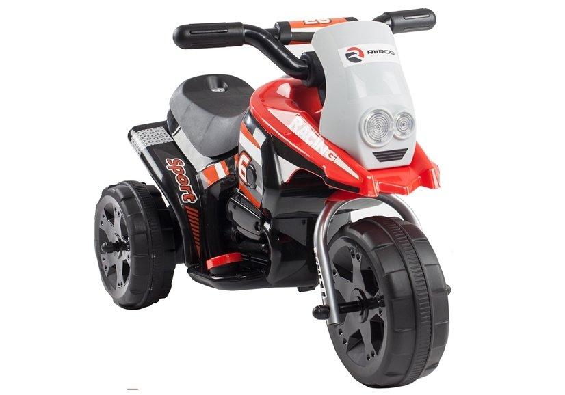 motorrad dreirad jt318 rot fahrzeug f r kinder 3. Black Bedroom Furniture Sets. Home Design Ideas