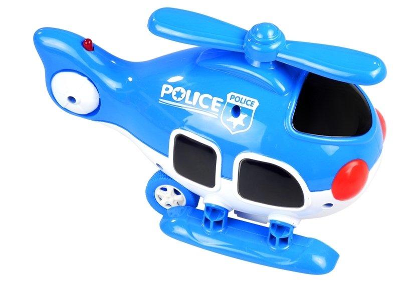 spielzeug polizeiauto mit sirene