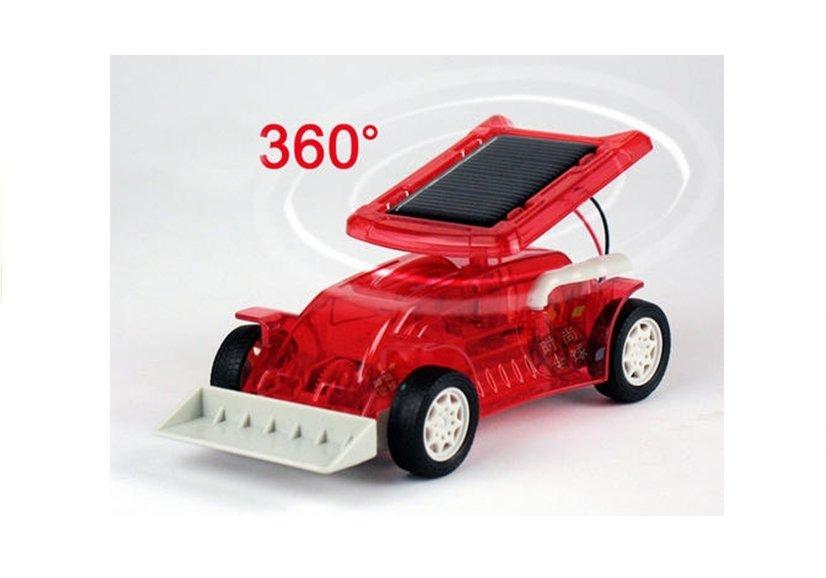 solar auto auto zum zusammenlegen set fahrzeug. Black Bedroom Furniture Sets. Home Design Ideas