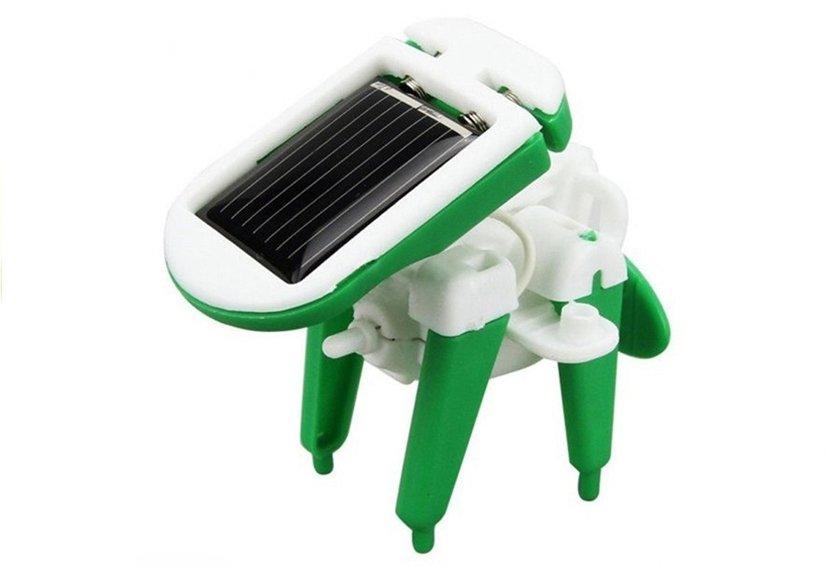 solar kit 6 in 1 bausatz windrad auto lernspielzeug kinder. Black Bedroom Furniture Sets. Home Design Ideas