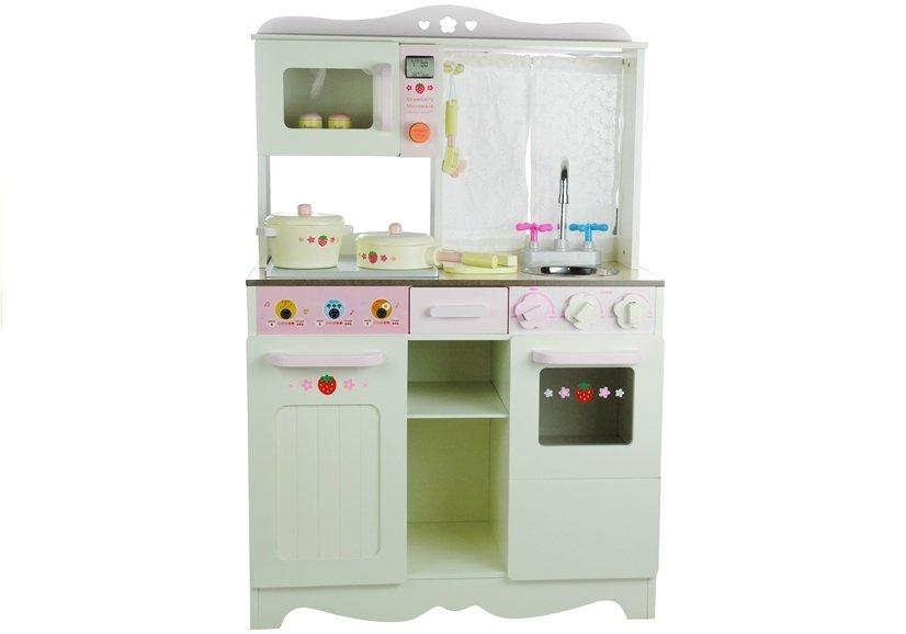 spielk che holz zubeh r umfangreiches zubeh r pfanne topf. Black Bedroom Furniture Sets. Home Design Ideas