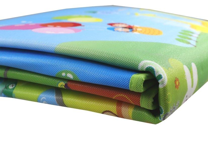 spielmatte f r kinder tiere tolle farben und motive tasche spielzeug f r babys. Black Bedroom Furniture Sets. Home Design Ideas