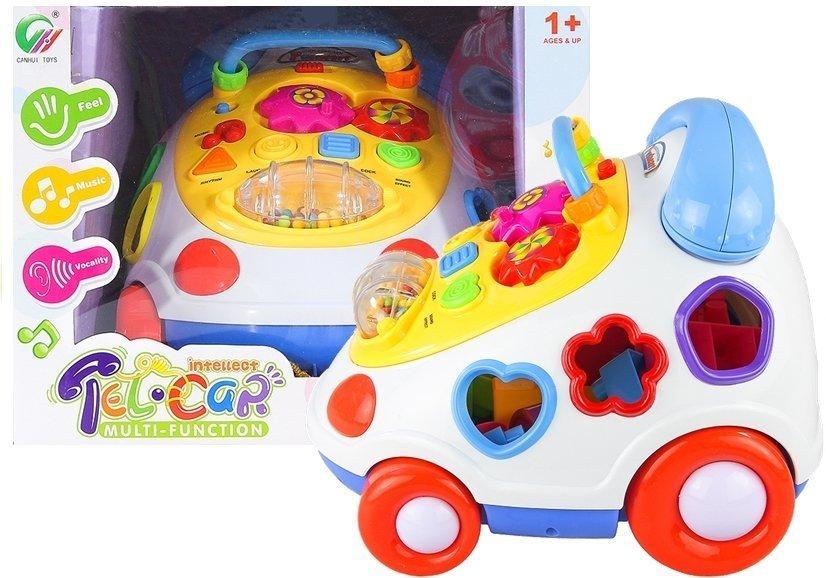 spieltelefon spielcenter mit sound 2 in 1 spielzeug f r kinder telefon spielzeug f r babys. Black Bedroom Furniture Sets. Home Design Ideas