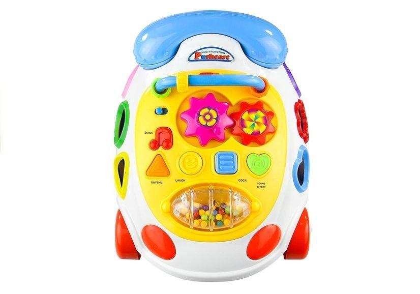 Spieltelefon spielcenter mit sound in spielzeug für