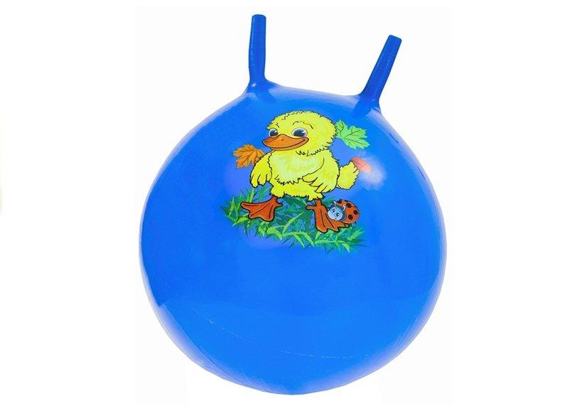 Sprungball ball zum hüpfen hüpfball hopser rot spielzeug