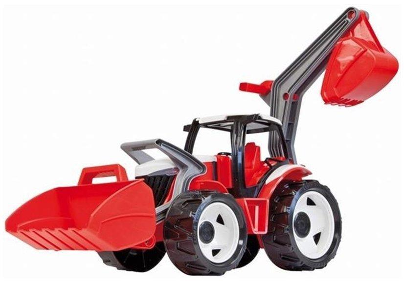 Traktor lena bulldozer bagger cm fahrzeug spielzeug