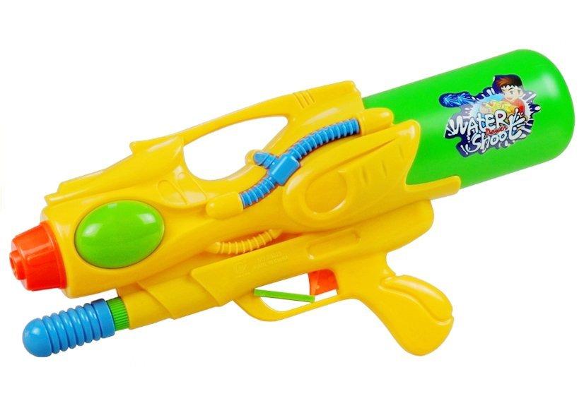 wasserpistole 40 cm wasser pistole pool spritzpistole spielzeug 2 farben spielzeug spielzeug. Black Bedroom Furniture Sets. Home Design Ideas