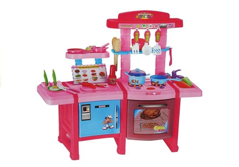 Dětská elektronická zvuková kuchyňka Chef