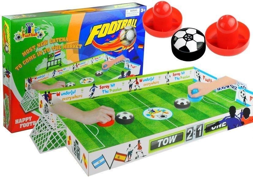 Vzdušný hokej - fotbal pro 2 osoby