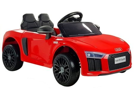 Audi R8 Spyder Red - Electric Ride On Car