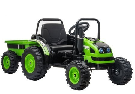 Electric Ride-On Tractor HL388 Green