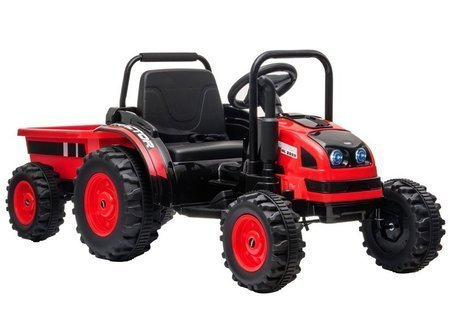 Electric Ride-On Tractor HL388 Red