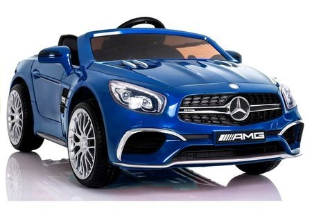 Mercedes SL65 MP4 BluePainted - Electric Ride On Car