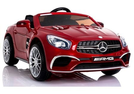 Mercedes SL65 MP4 Red Painted - Electric Ride On Car