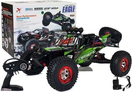 Remote Controlled Car FY-03 1:12 Off-road 4x4 R/C 30 km/h